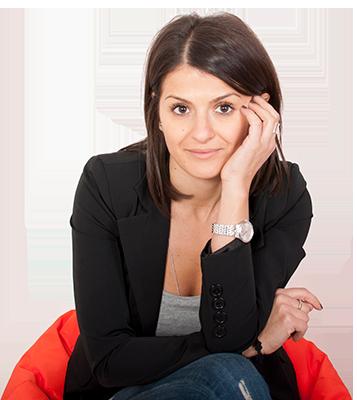 Samira De Santis, esperta in comunicazione