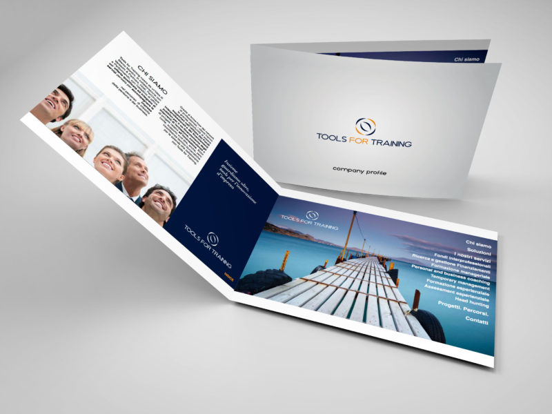 Ideative studio: company profile Tools for Training