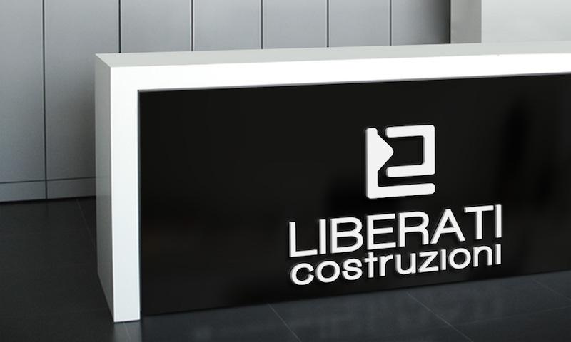Ideative Studio: Liberati logo design