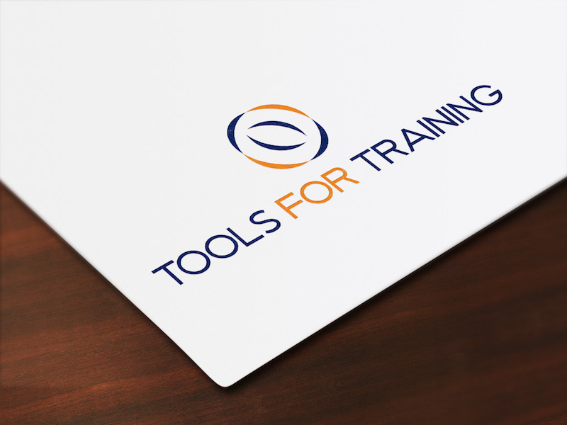 Ideative Studio: Comunicazione - Tools for Training logo design